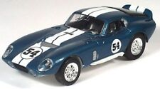 New In Box ! Road Signature 1/43  Diecast 1965 SHELBY COBRA DAYTONA COUPE