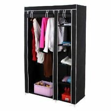 Folding Wardrobe Cupboard Almirah-IV-CF-4