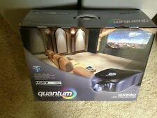 Quantum qx500 Projector and Screan