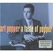 Art Pepper - Taste of Pepper (2010) 2CDS MINT
