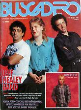 BUSCADERO 93 1989 Jeff Healey Tom Petty Ramones John Cougar Hugo Largo Pixies