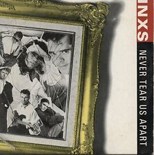 ★☆★ CD Single INXS Never tear us apart 4-Track CARD SLEEVE ★☆★