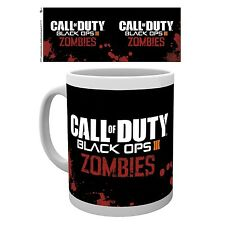 Call Of Duty - Black Ops 3 - Zombies Ceramic Mug Tasse GB EYE