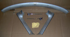 1952 1953 1954 1955 Lincoln Convertible WINDSHIELD MOLDINGS & SUNVISOR BRACKETS