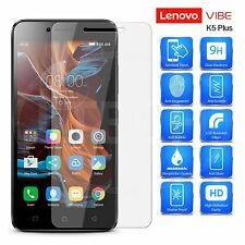 Lenovo Vibe K5 Plus / A6020-A46 - Clear 100% Tempered Glass Screen Protector