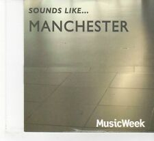 (FR175) Music Week  Presents: Sounds Like ... Manchester - 2010 CD