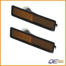 2 BMW 5 Series E12 E21 E23 E24 E28 E30 E32 E34  Side Marker Light 63141376977