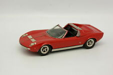 Those Classic kit monté 1/43 - Lamborghini Miura Spider