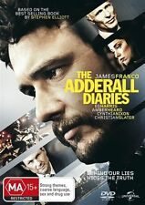 The Adderall Diaries : NEW DVD