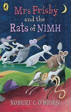 Mrs Frisby and the Rats of NIMH (Puffin Books), By Robert O'Brien,in Used but Ac