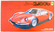 Fujimi RS-101 Ferrari Dino 246GT 1/24 scale kit