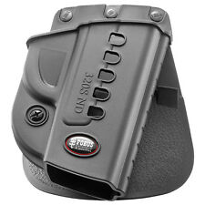Fobus Polymer Paddle ROTO Holster for Sig Sauer P320 Sub Compact 9mm 320S ND RT