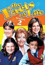 The Facts of Life: Season 2 (DVD, 2014, 2-Disc Set)