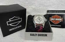 Women's Harley Davidson by Bulova Boyfriend Watch