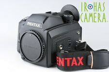 Pentax 645NII Medium Format SLR Film Camera #8714D4