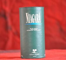 COURREGES NIAGARA EDT 50ml., VINTAGE,  VERY RARE, NEW IN BOX