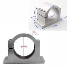 Spindle Motor Mount Bracket Clamp 80mm Diameter