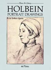 Holbein Portrait Drawings (Dover Art Library)