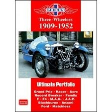 Morgan Three-Wheelers Ultimate PORTFOLIO 1909-1952 BOOK LIBRO