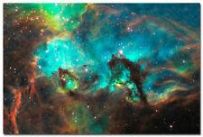 Space Galaxy Universe Planet Nebula Art Silk Poster 24x36 inch 019