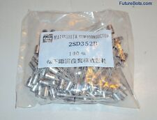 2SD352 B Germanium Transistor N.O.S. 100 Pc's Matsushita New Old Stock 1960's