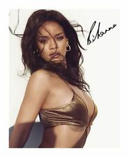 RIHANNA AUTOGRAPHED SIGNED A4 PP POSTER PHOTO 4