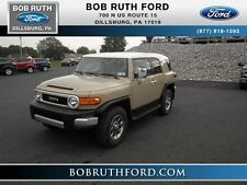 Toyota: FJ Cruiser Base