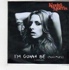 (FN279) Kendra Morris Feat. Godforbid, I'm Gonna Be - 2014 DJ CD