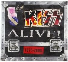 Alive! 1975-2000 - 4 DISC SET - Kiss 602517069046 (CD Used Very Good)