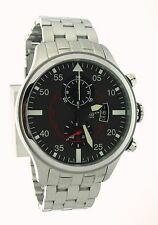 Torgoen Swiss Men's T33 Series Mustang Aviation Chronograph Watch T33202