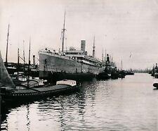 ANVERS c. 1940 - Le Port Belgique - DIV1338