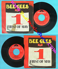 LP 45 7'' THE BEE GEES 1 First of may Lamplight italy POLYDOR 59260 no cd mc dvd