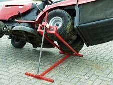 Cric / Lève tondeuse tracteur quad 400kg - Rampe pont élévateur