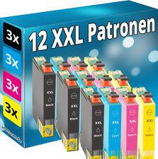 12x TINTE PATRONEN für Epson XP245 XP342 XP442 XP235 XP332 XP335 XP432 XP435 Set