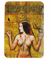 Cradle of Filth Praise The Whore Vinyl Sticker New Official Band Merch PS3165T