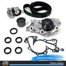 06-10 For Hyundai Santa Fe Kia Optima Rondo 2.7L HNBR Timing Belt Kit Water Pump