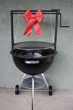 Weber  grill accessories adjustable grate (santa maria style bbq ) 22.5 kettle