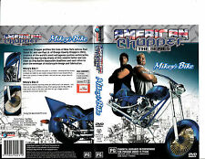 American Chopper:Mikey's Bike-2003/10-TV Series USA-2 Episodes-DVD