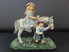 Leonardo Collection Figurine - Christine Haworth - Country Ride