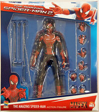 Medicom MAFEX 003 Spider-man Figure from The Amazing Spiderman 2 4530956470030
