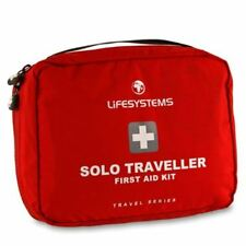 Lifesystems Solo Traveller First Aid Kit - Great for Holidays, Travel