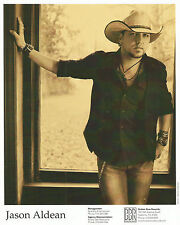Jason Aldean Color Publicity Photo