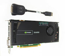 HP NVIDIA Quadro 4000 2GB PCIe 2.0 x16 GDDR5 Video Graphics Card