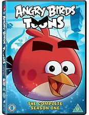 Angry Birds Toons  Complete Series One       DVD    (Brand New)