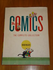 COMICS COMPLETE COLLECTION ABRAMS COMICARTS BRIAN WALKER HB GN   9780810995956