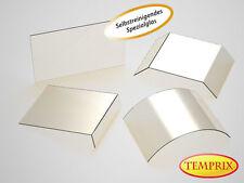 Kaminscheibe Ofen Glas 320 x 320 x 4mm selbstreinigend Temprix Kaminglas Ofen