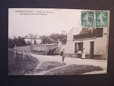 CPA  ( 77 )  COMBS-LA-VILLE -  Vallée de l'Yerres - Au Rendez-vous des Pêcheurs