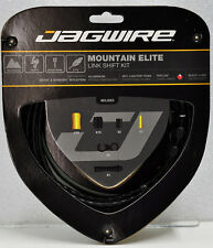 Jagwire Mountain Elite Link Teflon Coated Black Shift Cable Kit Sram/Shimano MTB