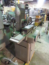 """KO Lee S718 Hand Feed Surface Grinder 6"""" x 18""""           Z-199"""