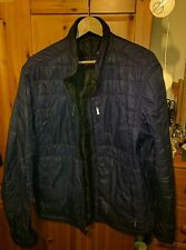 Zegna Sport Quilted Reversible down jacket XXL